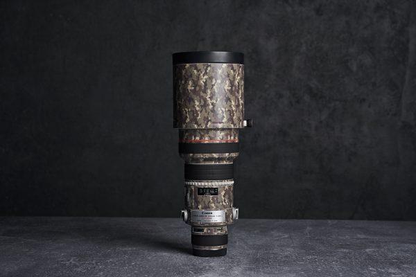 Canon EF 300mm F/2.8 EF L USM Lens - Protective Lens Guard Wrap Camouflage Skin