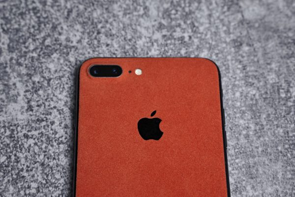 Pro Skins Protective Mobile Phone Guard Velvet Wrap for Iphone 7+