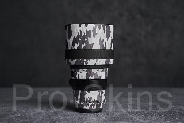 Pro-Skins Protective Lens Guard Camouflage Wrap Skin for Olympus M. Zuiko 40-150mm F/2.8 Telephoto Lens for M4/3