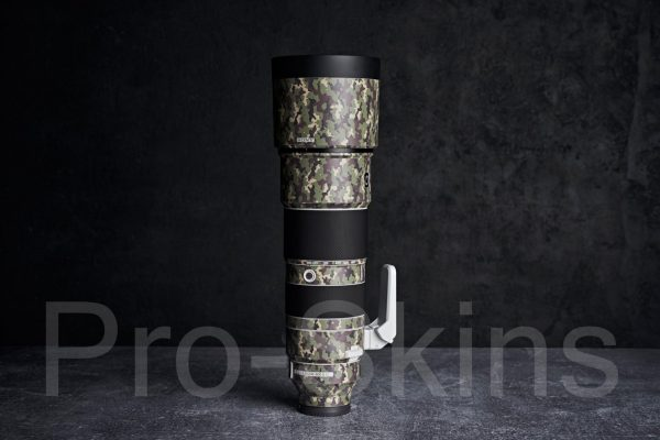 Pro-Skins Sony FE 200-600mm F/5.6-6.3 G OSS Lens - Protective Lens Guard Wrap Skin
