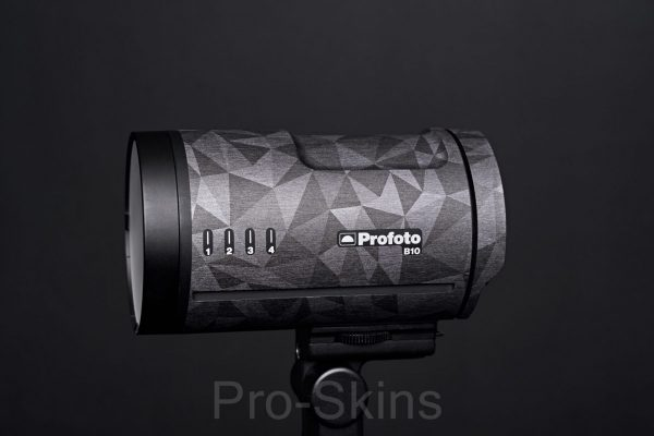 Pro-Skins Profoto B10 250 AirTTL & Air Remote TTL - Protective Flash Guard Wrap Skin