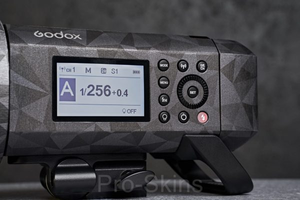 Pro-Skins Godox AD400 PRO - Protective Flash Guard Wrap Skin