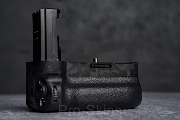 Pro-Skins - Sony VGC3EM Battery Grip for A9, A7R III, A7 III - Protective Guard Wrap Skin