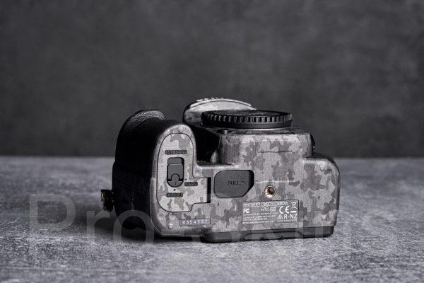 PENTAX K-1 K1 Full Frame DSLRCamera Body - Protective Design Camera Guard Wrap Skin